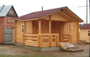 Преимущества деревянных срубов