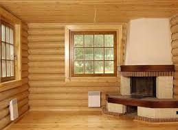 Советы по отделке деревянного дома