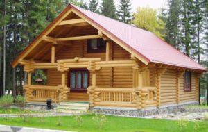 Особенности стройматериалов применяемых в изготовлении деревянных срубов домов