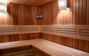Выбор материала для внутренней отделки бани