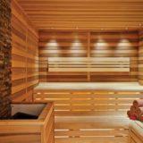 Потолок для бани и парилка
