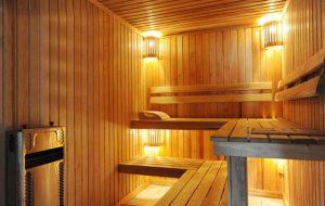 Светильники для бани и сауны — задача непростая