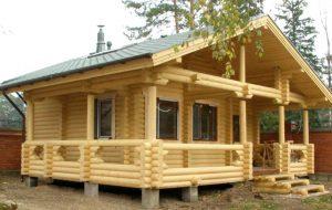Преимущества деревянного сруба