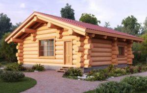 Достоинства деревянного сруба