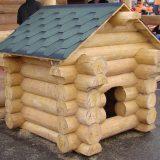 Технология уплотнения стен деревянного дома